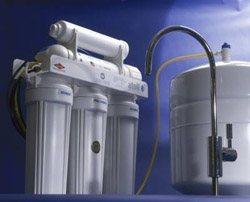 Установка фильтра очистки воды в Михайловске
