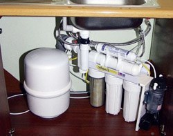 Установка фильтра очистки воды в Михайловске, подключение фильтра очистки воды в г.Михайловск