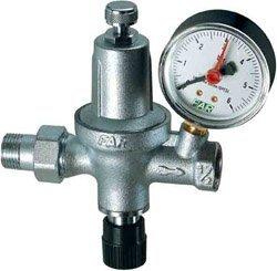Установка редуктора давления воды в Михайловске, подключение регулятора давления воды в г.Михайловск